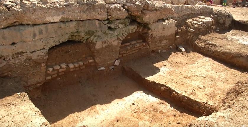 Recientes excavaciones en la residencia del Rey Lobo