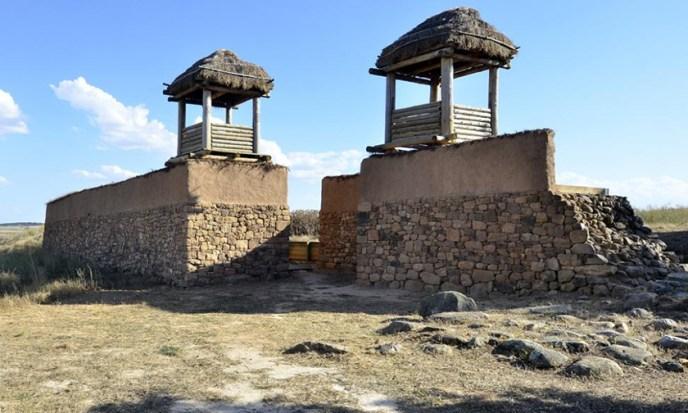 Murallas de Numancia