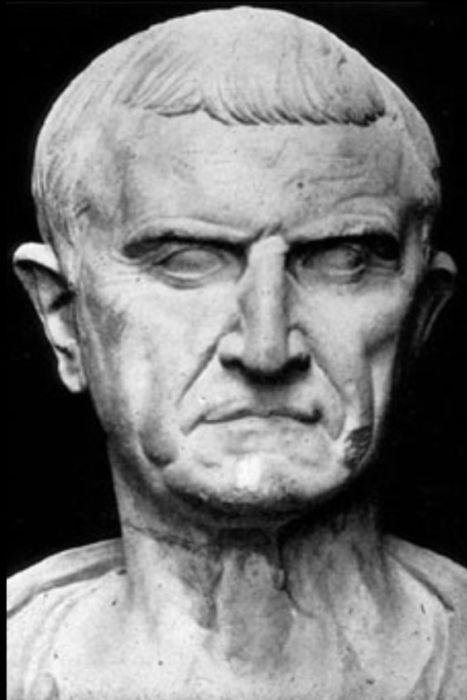 Galba, el efímero sexto emperador de Roma