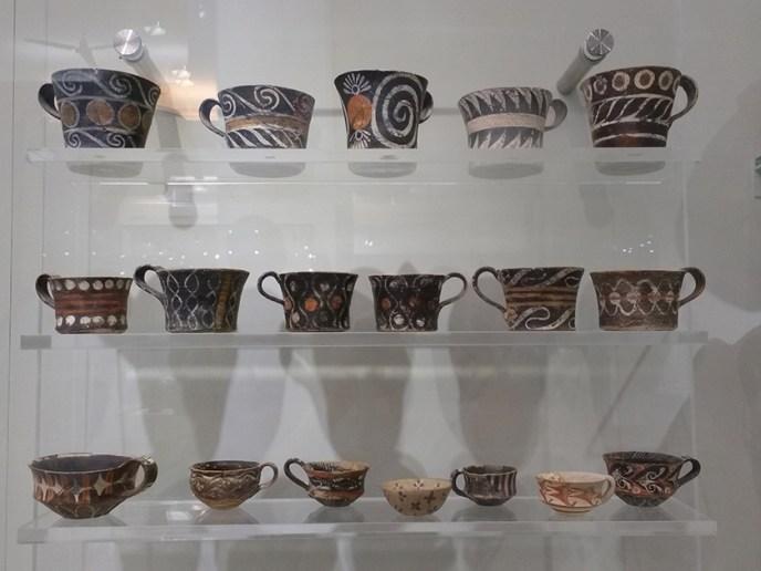 Ceramica de Camarés o Kamarés