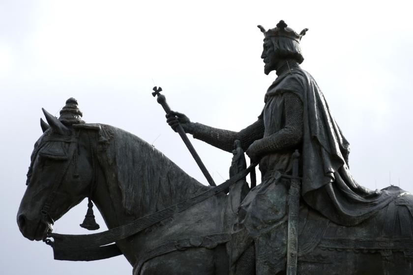 Fernando III en Sevilla