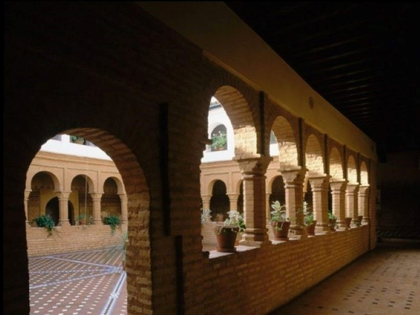 Claustro de Santa María de la Rábida (Huelva)