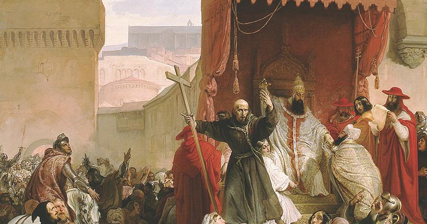 Discurso de Urbano II en Clermont