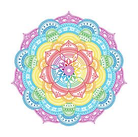 Resultado de imagen de mandalas color