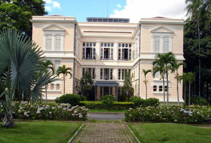Palacio da liberdade fachada-posterior