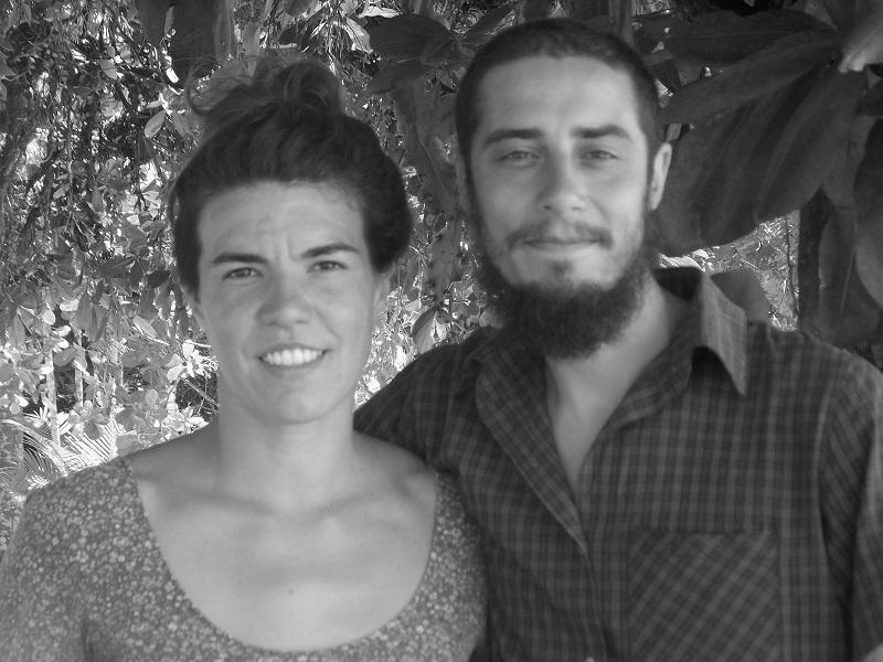 los hermanos amaya e juan - Dois argentinos na terra que Cabral descobriu.