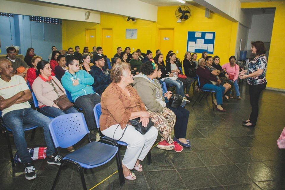 Projeto Gaivota do Caminhando para Jovens com Deficiência