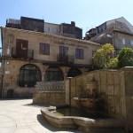 Praza do Teucro in Pontevedra