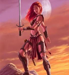 Scathach, a força da mulher entre os celtas