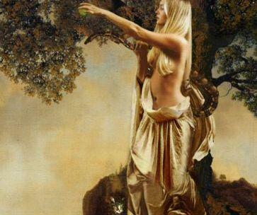 Idun, Deusa nórdica ligada à imortalidade