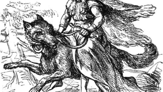 Hyrrokkin (giganta) e o funeral de Baldur