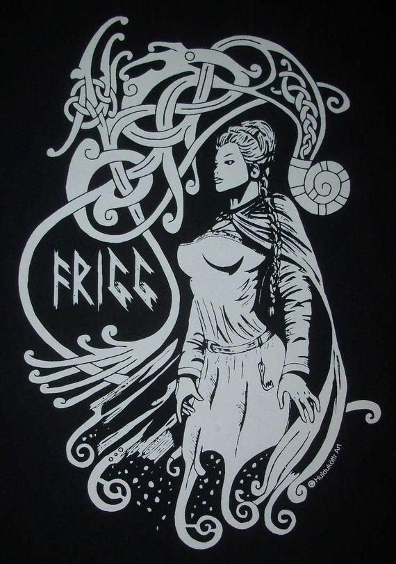 Deusa Frigg