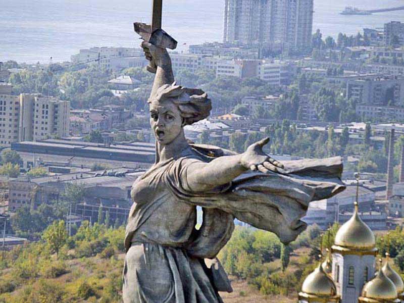 As sete maravilhas da Rússia