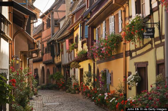 Eguisheim, França