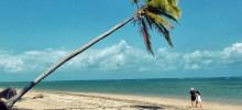 Praia do Patacho a São Miguel dos Milagres
