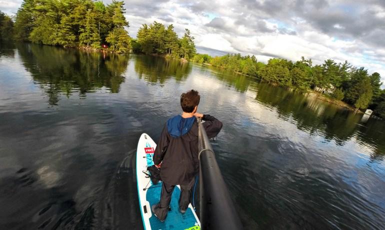 Stand Up Paddle no Canadá, onde fazer, onde alugar, etc.