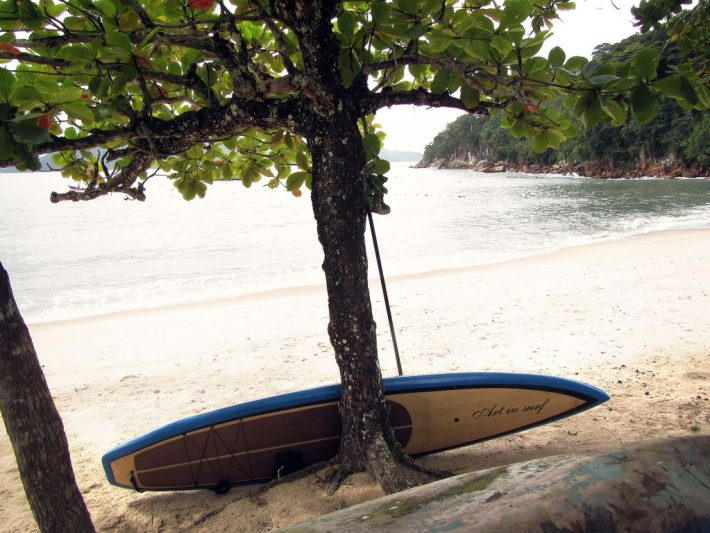 sup praia do pulso ubatuba