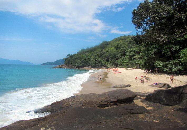 praia cedro ubatuba