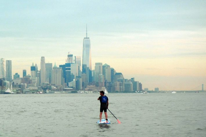 nyc stand up paddle