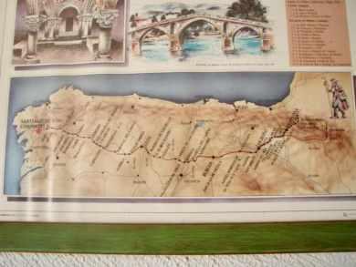 423カミーノ地図