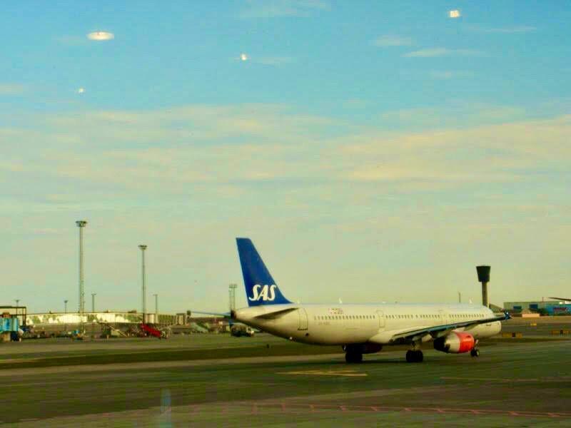 413カミーノ出発、パリ空港