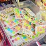 424 スペイン巡礼 お菓子 グミ