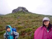 609 サンティアゴ巡礼 石の山1 2 カミーノ セー
