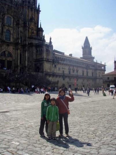 サンティアゴ大聖堂 スペイン巡礼123