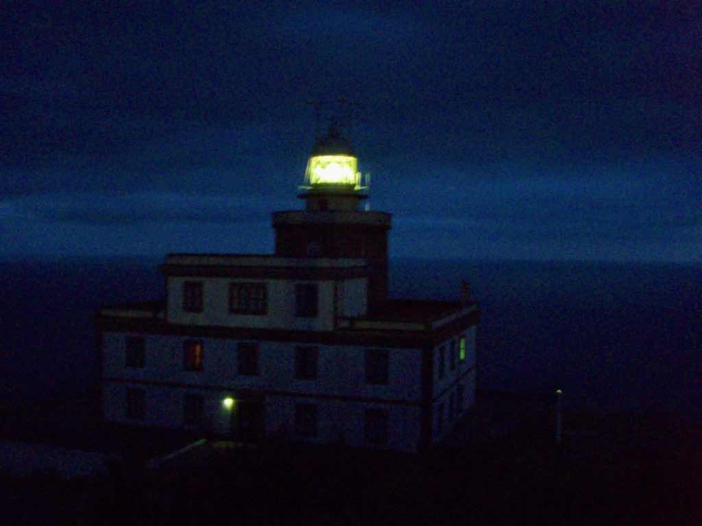 612 fisterra sunset 39 サンティアゴ巡礼 灯台