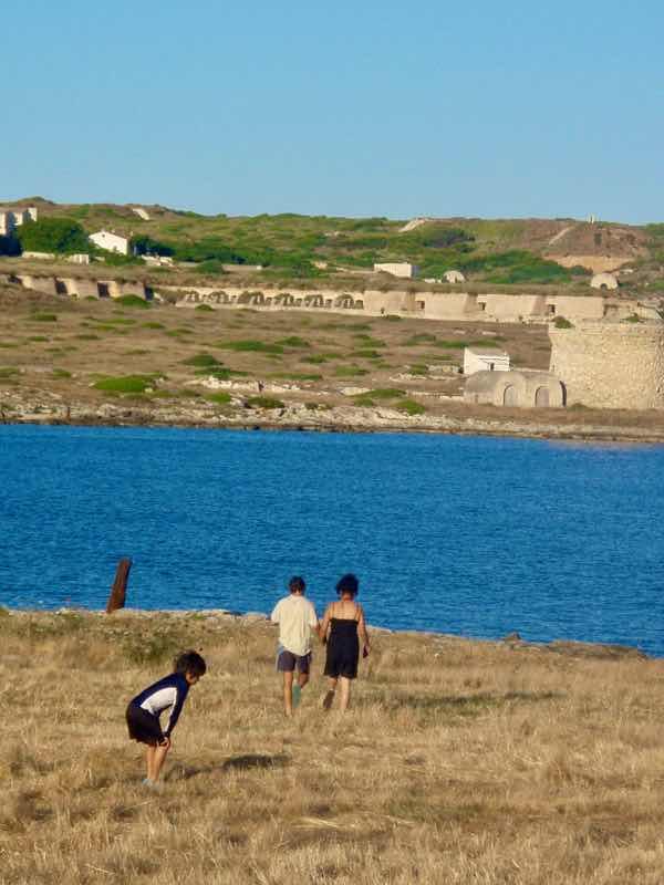 618メノルカ島海 Menorca he