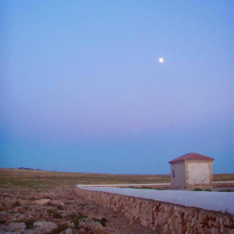 623メノルカ島 Menorca ナティ道 家