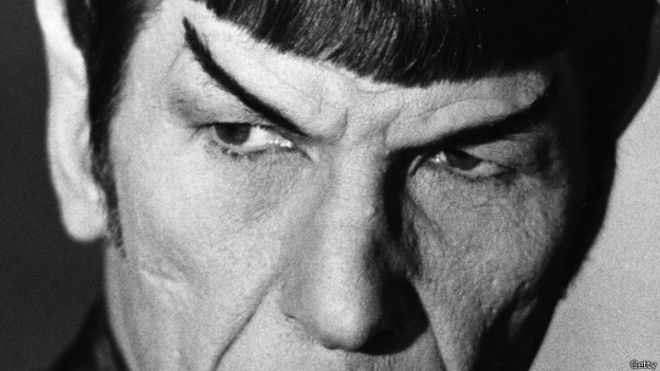 MR. SPOCK SAID GOODBAY