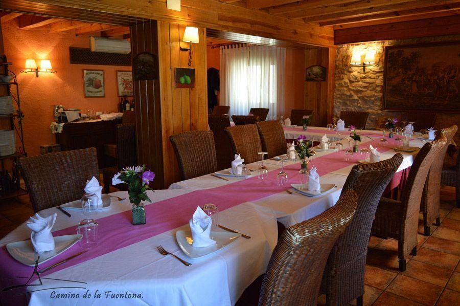 banquetes y celebraciones