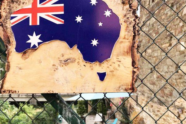 Casa Susi Aussie Flag