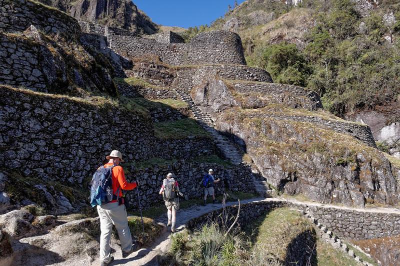 Resultat d'imatges de red de caminos inca