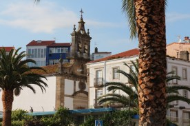 Iglesia do Socorro, viewed from the port