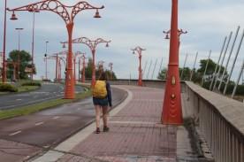 Seaside sidewalks