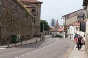 Rúa dos Basquiños