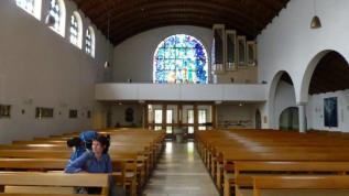in der Kirche der Heilig Geist Gemeinde