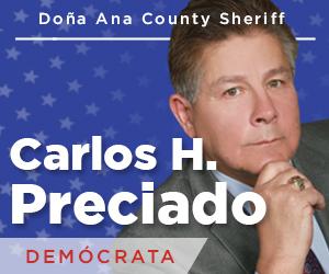 Carlos Preciado anuncia candidatura a sheriff