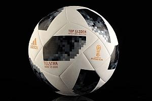 La pelota del Mundial: Telstar 18 y sus diferencias.