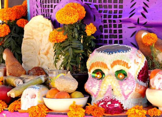 Día de los Muertos: Ofrendas en Columbus