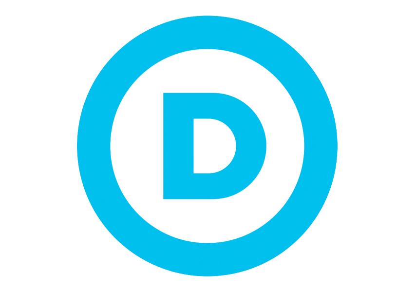 Este es un aviso público del partido demócrata del Condado de Dona Ana