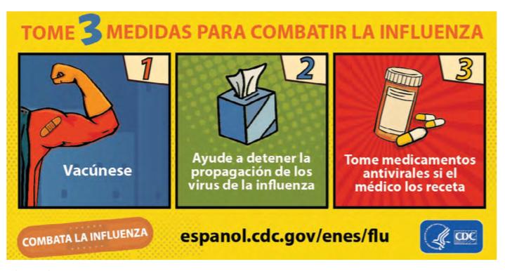 Alerta: La influenza ya se extendió por todo Nuevo México