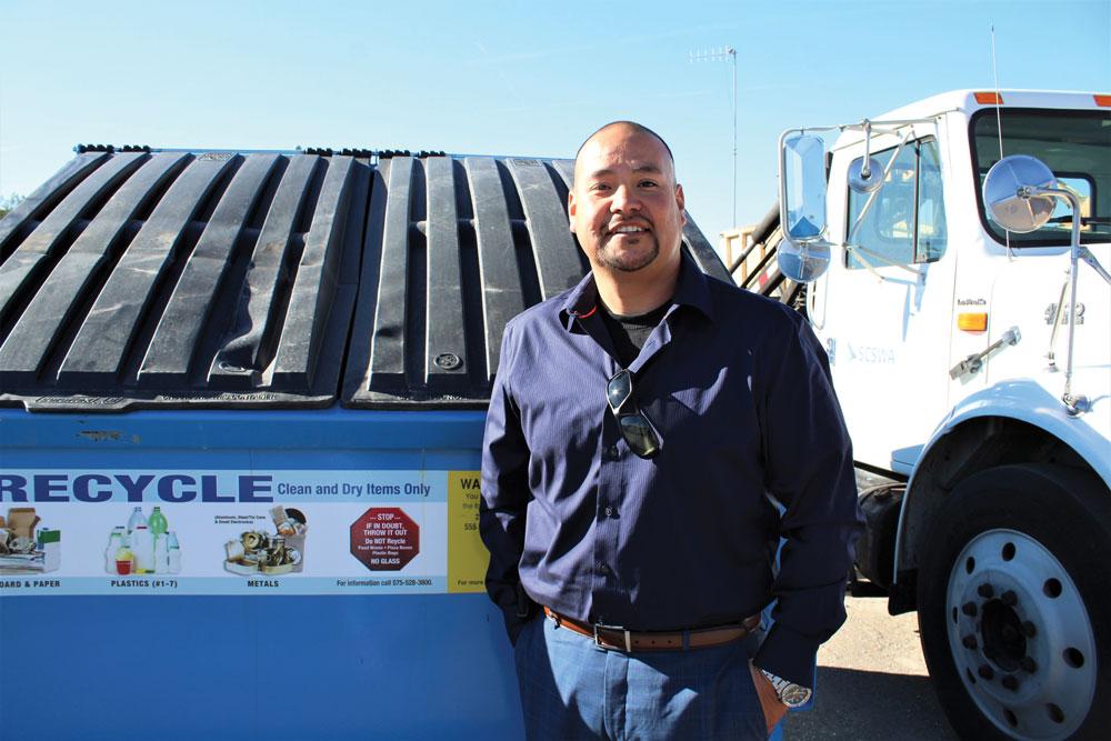 Nuevo Administrador de Servicios de Reciclaje: Conoce a Miguel Fernández
