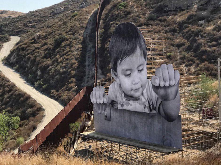 La Ubicación del Muro en disputa