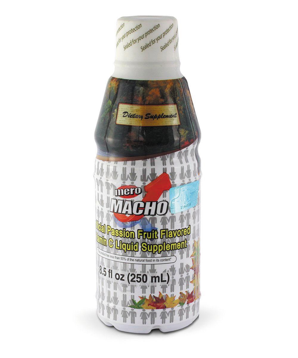 "Mero Macho con ""ayudita"" no autorizada"