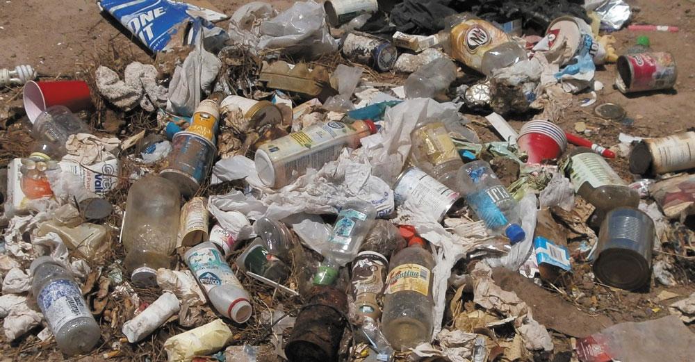 El reciclaje no puede deshacer los problemas ambientales causados por el consumo