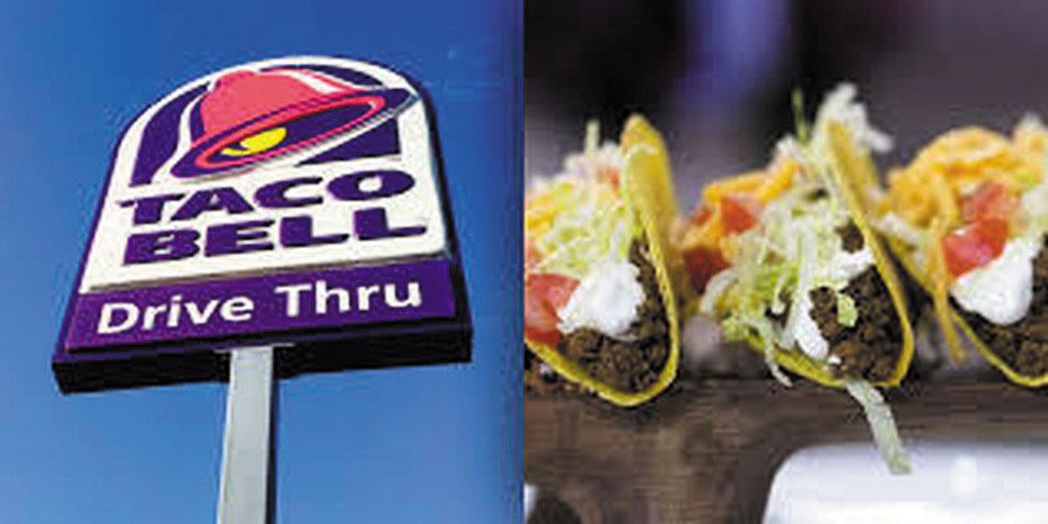 Taco Bell en problemas