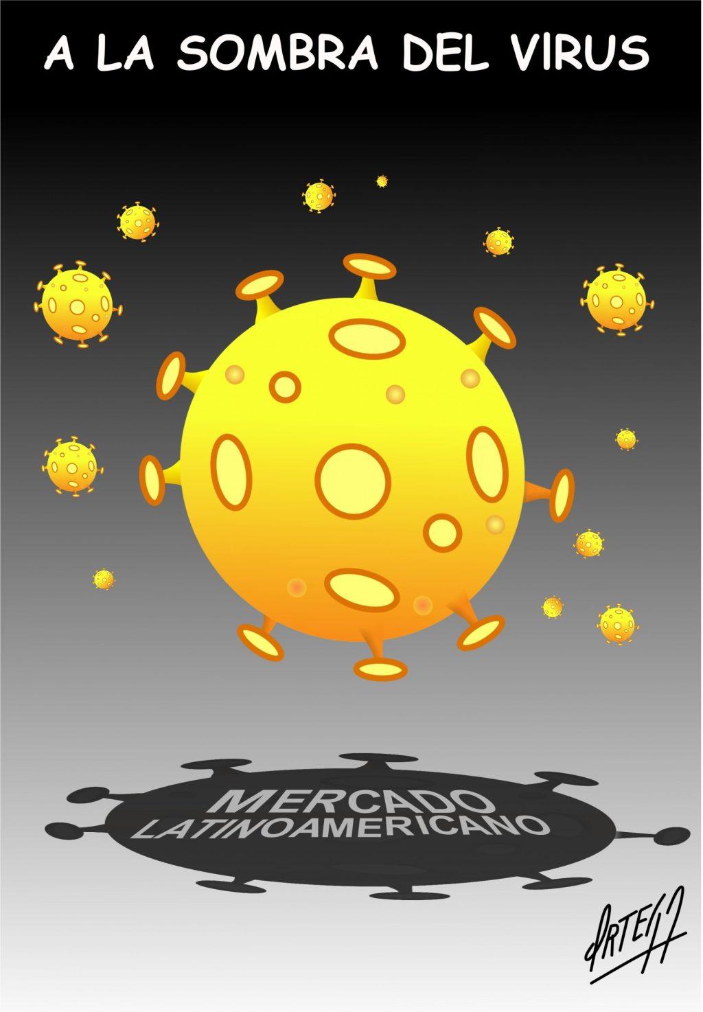 El impacto económico del Corona Virus en Latinoamérica